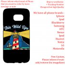 THIS WILD LIFE TOUR Album Concert phone cases skins Cover