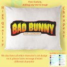 Bad Bunny TOUR Album Pillow cases