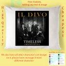 IL DIVO TOUR Album Pillow cases