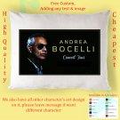 ANDREA BOCELLI TOUR Album Pillow cases