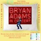 BRYAN ADAMS TOUR Album Pillow cases