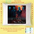DISTURBED TOUR Album Pillow cases