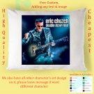 ERIC CHURCH TOUR Album Pillow cases