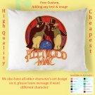 FLEETWOOD MAC TOUR Album Pillow cases