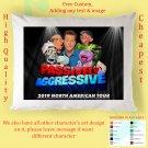 JEFF DUNHAM TOUR Album Pillow cases