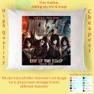 KISS BAND TOUR Album Pillow cases