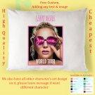 LADY GAGA TOUR Album Pillow cases
