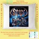 STYX TOUR Album Pillow cases