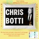 CHRIS BOTTI TOUR Album Pillow cases