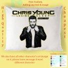 CHRIS YOUNG TOUR Album Pillow cases