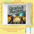 DROPKICK MURPHYS TOUR Album Pillow cases