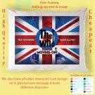 THE WHO TOUR Album Pillow cases