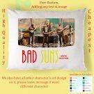 BAD SUNS TOUR Album Pillow cases