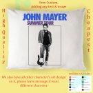 JOHN MAYER TOUR Album Pillow cases