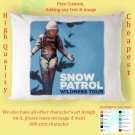 SNOW PATROL TOUR Album Pillow cases