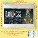 BARONESS Deafheaven Zeal & Ardor TOUR Album Pillow cases