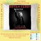 BRYAN FERRY TOUR Album Pillow cases