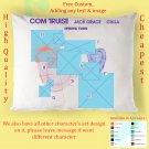COM TRUISE TOUR Album Pillow cases