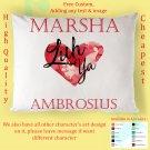 MARSHA AMBROSIUS TOUR Album Pillow cases