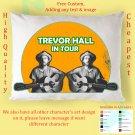 TREVOR HALL TOUR Album Pillow cases