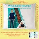 WALKER HAYES TOUR Album Pillow cases