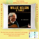 NEW WILLIE NELSON TOUR Album Pillow cases
