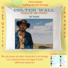 COLTER WALL TOUR Album Pillow cases