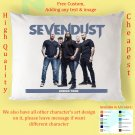 SEVENDUST TOUR Album Pillow cases