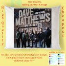 DAVE MATTHEWS BAND TOUR Album Pillow cases