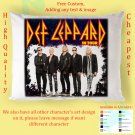 DEF LEPPARD TOUR Album Pillow cases