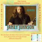 JAMEY JOHNSON TOUR Album Pillow cases