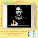 JOSH GROBAN Idina Menzel TOUR Album Pillow cases
