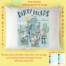 NEW THE DIRTY HEADS TOUR Album Pillow cases