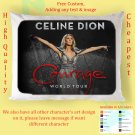 CELINE DION TOUR Album Pillow cases