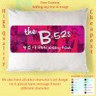 THE B-52S TOUR Album Pillow cases