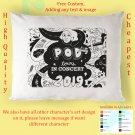 P.O.D. TOUR Album Pillow cases