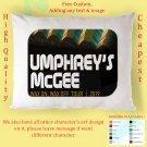 UMPHREY'S MCGEE TOUR Album Pillow cases