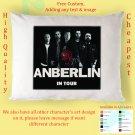 ANBERLIN TOUR Album Pillow cases
