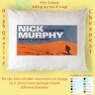NICK MURPHY TOUR Album Pillow cases