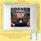 RODNEY CARRINGTON TOUR Album Pillow cases