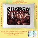 SLIPKNOT TOUR Album Pillow cases