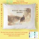 STEVE MILLER BAND TOUR Album Pillow cases
