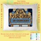 NEW FOUND GLORY TOUR Album Pillow cases
