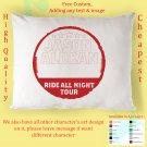 JASON ALDEAN TOUR Album Pillow cases