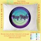 DEEP PURPLE TOUR Album Pillow cases