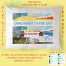 EXPLOSIONS IN THE SKY TOUR Album Pillow cases