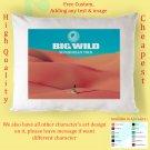 BIG WILD TOUR Album Pillow cases