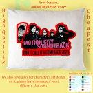 MOTION CITY SOUNDTRACK TOUR Album Pillow cases