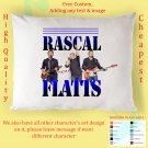 RASCAL FLATTS TOUR Album Pillow cases