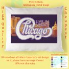CHICAGO - THE BAND LIVE IN VEGAS TOUR Album Pillow cases